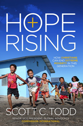 Hope Rising Book Cover